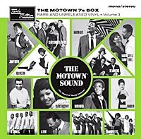 Motown 7'S Box Set Volume 3