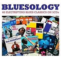 Bluesology - 60 Electrifying Blues Classics On 3Cds