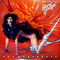 Hot Butterfly (Cream/ Fess Up To The Boogie)