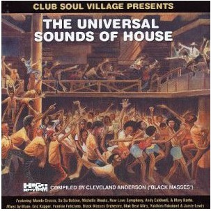 Universal Sounds Of House
