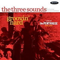 Groovin Hard : Live At The Penthouse 1964-68 (180Gm)Black Friday Rsd