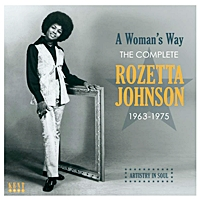 A Woman'S Way: The Complete Rozetta Johnson 1963 – 1975
