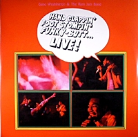 Hand Clappin Foot Stompin Funky-Butt..Live +(Orange Vinyl)