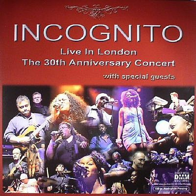 Live In  London - 30Th Anniversary Concert (180Gm)