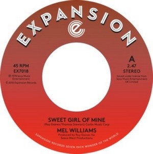 Sweet Girl Of Mine/Turn Me On