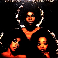 Mary, Scherrie And Susaye (Big Tear On Back Cover)