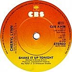 Shake It Up Tonight/Baby