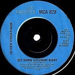 Get Down Saturday Night/Something About You
