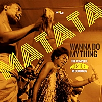 Wanna Do My Thing - The Complete Presiden Recordings