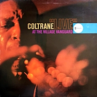 Coltrane Live At The Village Vanguard