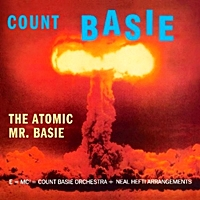 The Atomic Mr Basie Featuring Count Basie Ans His Orchestra