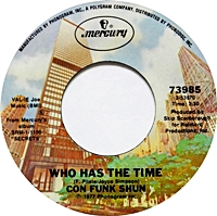 Confunkshunizeya/Who Has The Time