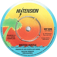 British Hustle/Peace On Earth