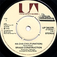 Ha Cha Cha(Funktion)/Sambo(Progression)