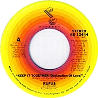 Keep It Together(Decleration Of Love)/Red Hot Poker