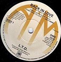 Back In Love/Material Things