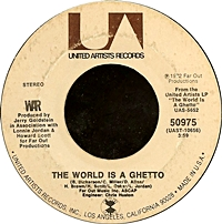 The World Is A Ghetto/Four Cornered Room