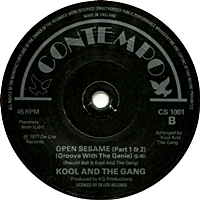 Open Sesame/Super Band