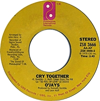 Cry Together/Strokety Stroke