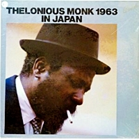 Thelonious Monk 1963 In Japan