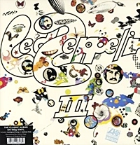 Led Zeppelin Iii (180gm)