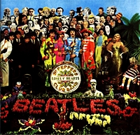 Sgt Pepper'S Lonely Hearts Club Band (180gm)
