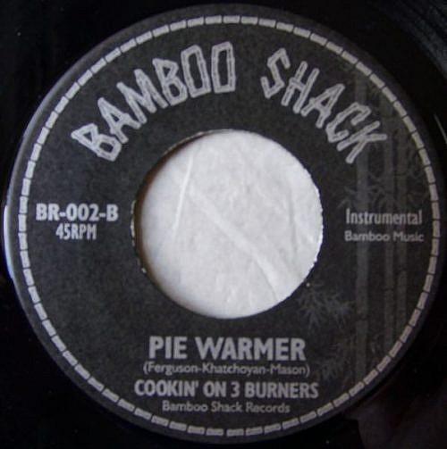 Gravel Rash / Pie Warmer