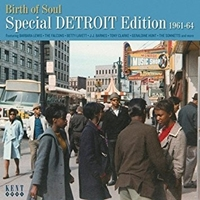 Birth Of Soul Detroit Edition 1961-64