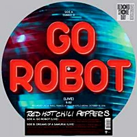 "Go Robot / Dreams Of A Samurai (12"" Picture Disc) (RSD 2017)"