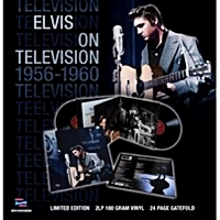 Elvis On Television 1956-1960: The Complete Sound Recordings (2Lp+24 Page Gatefold) (RSD 2017)