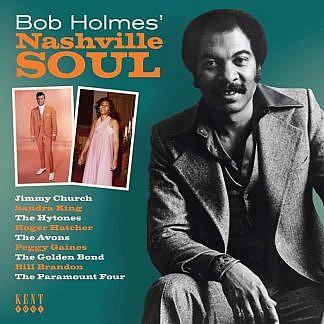 Bob Holmes Nashville Soul
