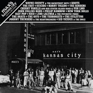 Max'S Kansas City 1976 & Beyond (RSD 2017)