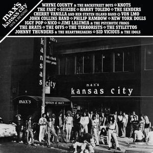 Max'S Kansas City 1976 & Beyond (RSD 2017)