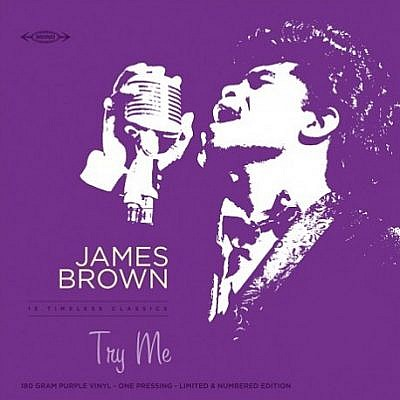 Try Me - 16 Timeless Classics (Purple Vinyl + Cd Numbered/500) Import Rsd
