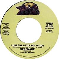 La La For Love/I Like The Little Boy In You