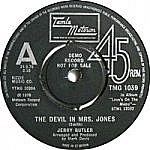 The Devil In Mrs. Jones / I Don'T Wanna Be Reminded