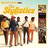 Stylistics - 5 Classic Albums