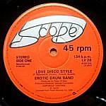 Love Disco Style / Jerky Rhythm