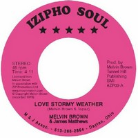 Love Stormy Weather/Crying For Your Love