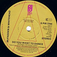 Do You Want To Dance/ I'Ve Been Pushed Aside