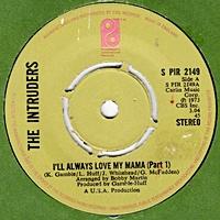 I'Ll Always Love My Mama/ (Part 2)