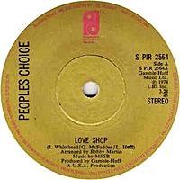 Love Shop/ The Big Hurt
