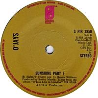 Sunshine (Part 1)/ (Part 2)