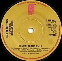 Bumpin' Boogie (Part 1)/ (Part 2)