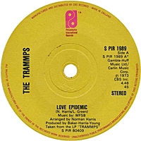 Love Epidemic/ I Know That Feeling