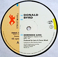 Dominoes (Live) / Wind Parade