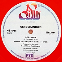 Get Down (Pink Vinyl)