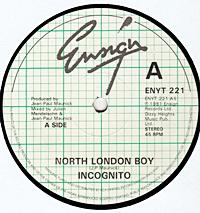North London Boy / Second Chance