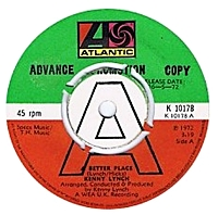 A Better Place/ If You Believe (atlantic 45s)