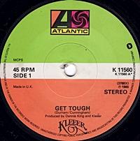 Get Tough/ Hypnotized (atlantic 45s)